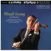 Henryk Szeryng in Recital by Henryk Szeryng