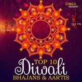 Top 10 - Diwali Bhajans & Aartis by Various Artists