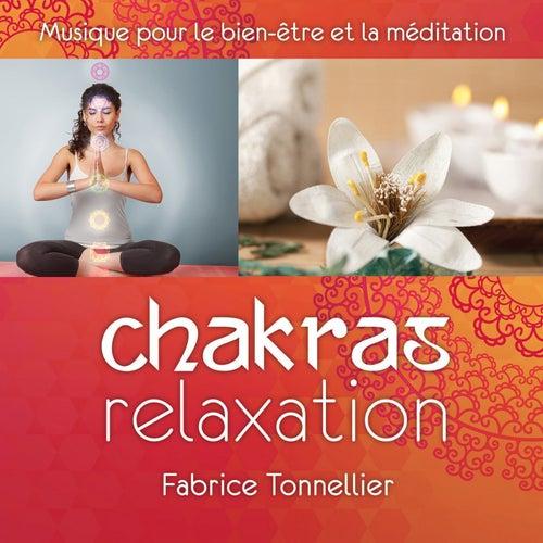 Chakras relaxation : musique pour le bien-être et la méditation by Fabrice Tonnellier
