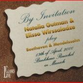 Beethoven & Mendelssohn: Portrait Natalia Gutman, Vol. I by Natalia Gutman