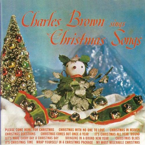 Sings Christmas Songs (Remastered) von Charles Brown