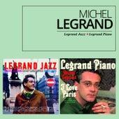 Legrand Jazz + Legrand Piano (Bonus Track Version) by Michel Legrand