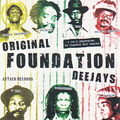 Original Foundation Deejays Disc 1 by Various Artists