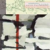Galina Ustvolskaya: Symphonies Nos. 2-5 by Oleg Malov