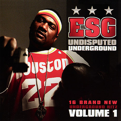 Undisputed Underground, Vol. 1 by E.S.G.