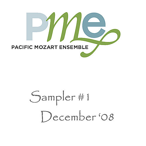 Sampler #1 by Pacific Mozart Ensemble