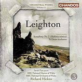 LEIGHTON, K.: Orchestral Music, Vol. 2 - Symphony No. 2 / Te Deum Laudamus (Fox, BBC Wales Orchestra, Hickox) by Various Artists