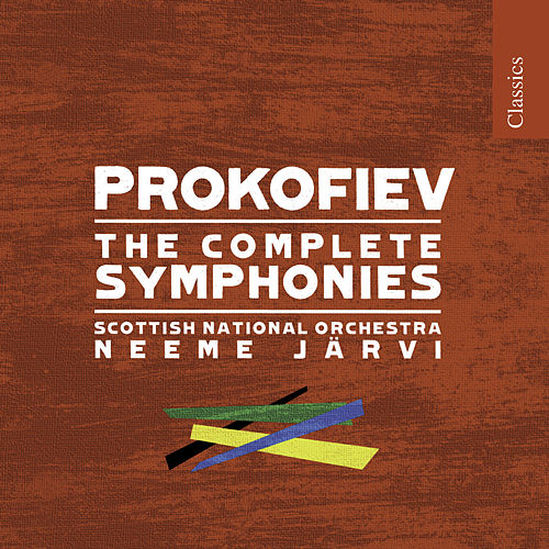 PROKOFIEV, S.: Symphonies (Complete) (Scottish National Orchestra, Jarvi) by Neeme Jarvi