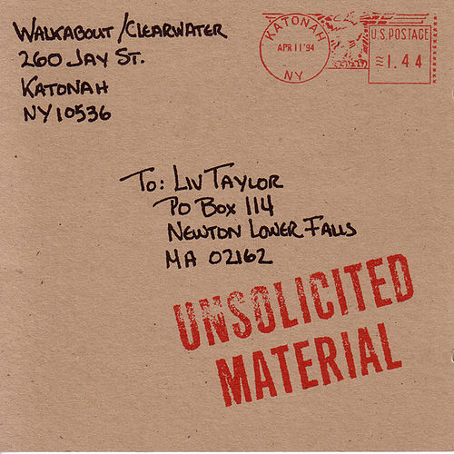 Unsolicited Material by Livingston Taylor