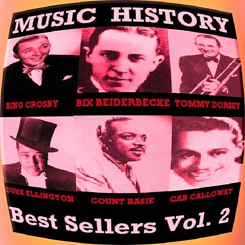 Music History - Best Sellers Vol.2 by Various Artists