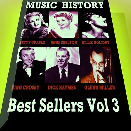 Music History - Best Sellers Vol.3 by Various Artists