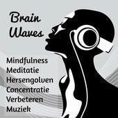 Brain Waves - Mindfulness Meditatie Hersengolven Concentratie Verbeteren Muziek met Instrumentale New Age Geluiden by Concentration Music Ensemble