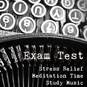 Exam Test - Stress Relief Meditation Time Study Music to Improve Concentration with Natural Healing New Age Instrumental Sounds by Exam Study New Age Piano Music Academy