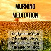 Morning Meditation - Zelfhypnose Yoga Meditatie Diepe Ontspanning Chakra Therapie Muziek voor Positief Denken Mindfulness Oefeningen Reiki Behandeling by Various Artists