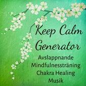 Keep Calm Generator - Avslappnande Mindfulnessträning Chakra Healing Musik för Djup Meditation Andningsteknik Yoga Övningar med Natur Instrumental New Age Ljud by Various Artists
