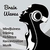 Brain Waves - Mindfulnessträning Förbättra Koncentration Musik med Instrumental New Age Ljud by Concentration Music Ensemble