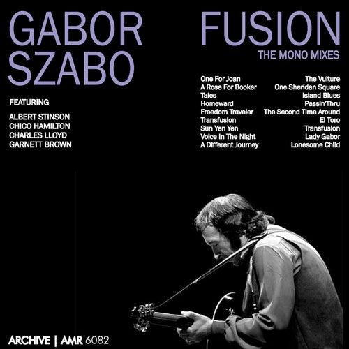 Fusion (The Mono Mixes) von Gabor Szabo