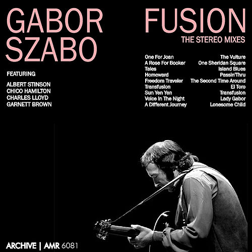 Fusion (The Stereo Mixes) von Gabor Szabo