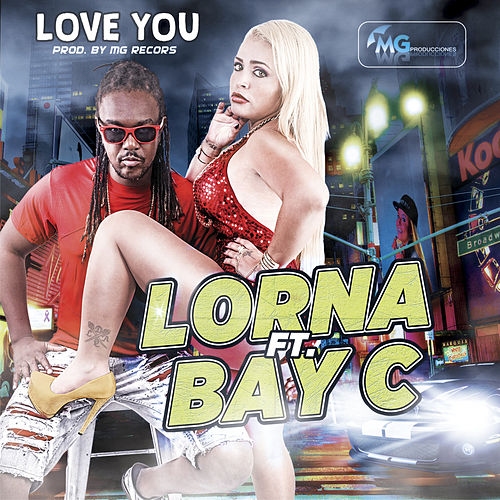 Love You by Lorna