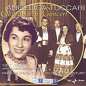 Angelica Tuccari: Soprano in Concert by Various Artists