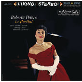 Roberta Peters in Recital von Roberta Peters