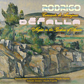 Rodrigo: Concierto de Aranjuez - De Falla: Nights in the Gardens of Spain by Various Artists