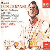 Don Giovanni (EMI) by Wolfgang Amadeus Mozart