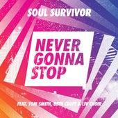 Never Gonna Stop Singing (Live) by Soul Survivor