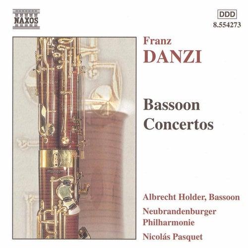 Bassoon Concertos by Franz Danzi