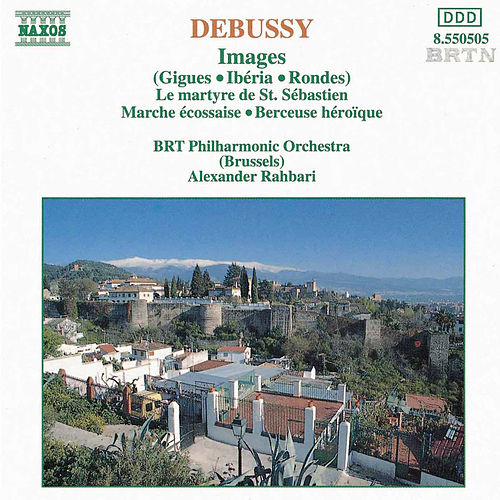Images / Martyre de St. Sebastien by Claude Debussy