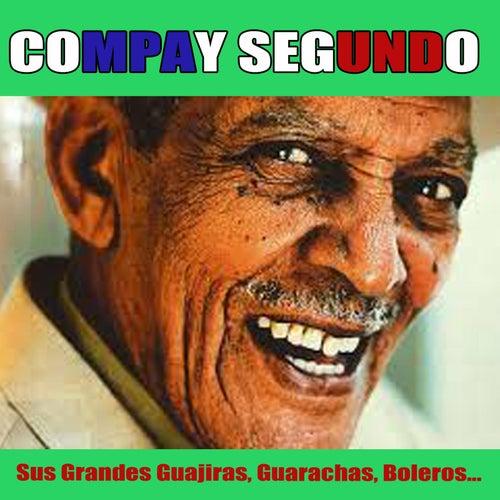 Sus Grandes Guajiras,Guarachas, Boleros... von Compay Segundo