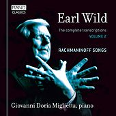 Earl Wild: The Complete Transcriptions & Original Piano Works, Vol. 2 by Giovanni Doria Miglietta