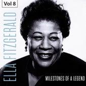 Milestones of a Legend - Ella Fitzgerald, Vol. 8 von Ella Fitzgerald