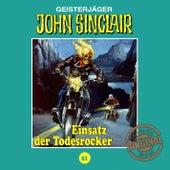 Tonstudio Braun, Folge 51: Einsatz der Todesrocker by John Sinclair
