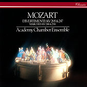 Mozart: Divertimenti K. 205 & 247 & Marches von Academy Of St. Martin-In-The-Fields Chamber Ensemble