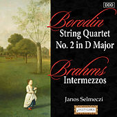 Borodin: String Quartet No. 2 in D Major - Brahms: Intermezzos by Various Artists