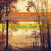Bach: Brandenburg Concerto No 2-6 by Orchestra Finale