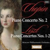 Chopin: Piano Concerto No. 2 - Liszt: Piano Concertos Nos. 1-2 by Various Artists