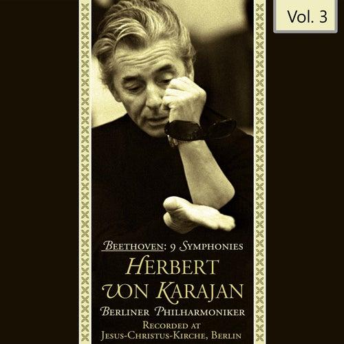 Beethoven: 9 Symphonies - Herbert Von Karajan, Vol. 3 von Herbert Von Karajan