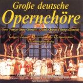 Grosse deutsche Opernchöre by Rafael Frühbeck de Burgos Chor und Orchester der Deutschen Oper Berlin