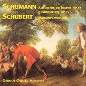 Schumann: Kinderszenen, op. 15 - Schubert: Moments musicaux, op. 94 by Gernot Oertel