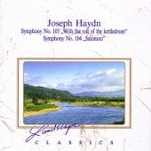 Joseph Haydn: Sinfonie Nr. 103, Es-Dur - Sinfonie Nr. 104, D-Dur by Guiseppe Menarelli Orchestra Sinfonica Dell'Arte