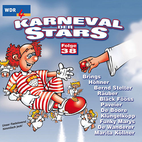Karneval der Stars 38 by Various Artists