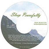 Sleep Peacefully by Gail P. Borden