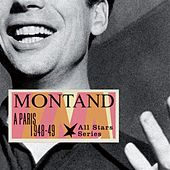 A Paris 1948-49 by Yves Montand