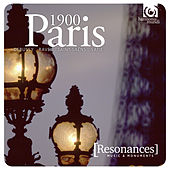 Paris 1900 The Old and the New: Debussy, Ravel, Saint-Saëns, Satie by Various Artists