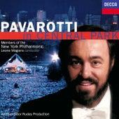 Pavarotti in Central Park von Various Artists