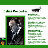 Delius Concertos by Various Artists