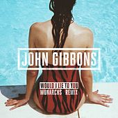 Would I Lie to You (Monarchs Remix) by John Gibbons