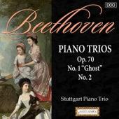 Beethoven: Piano Trios Op. 70, Nos. 1